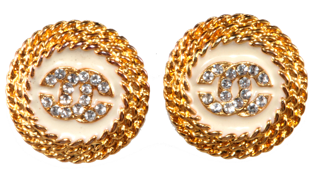 Example 1a Front This Pair Of Fakes Actually Looks Fairly Nice From The But Examining Backs Reveals That These Are Not Authentic Chanel