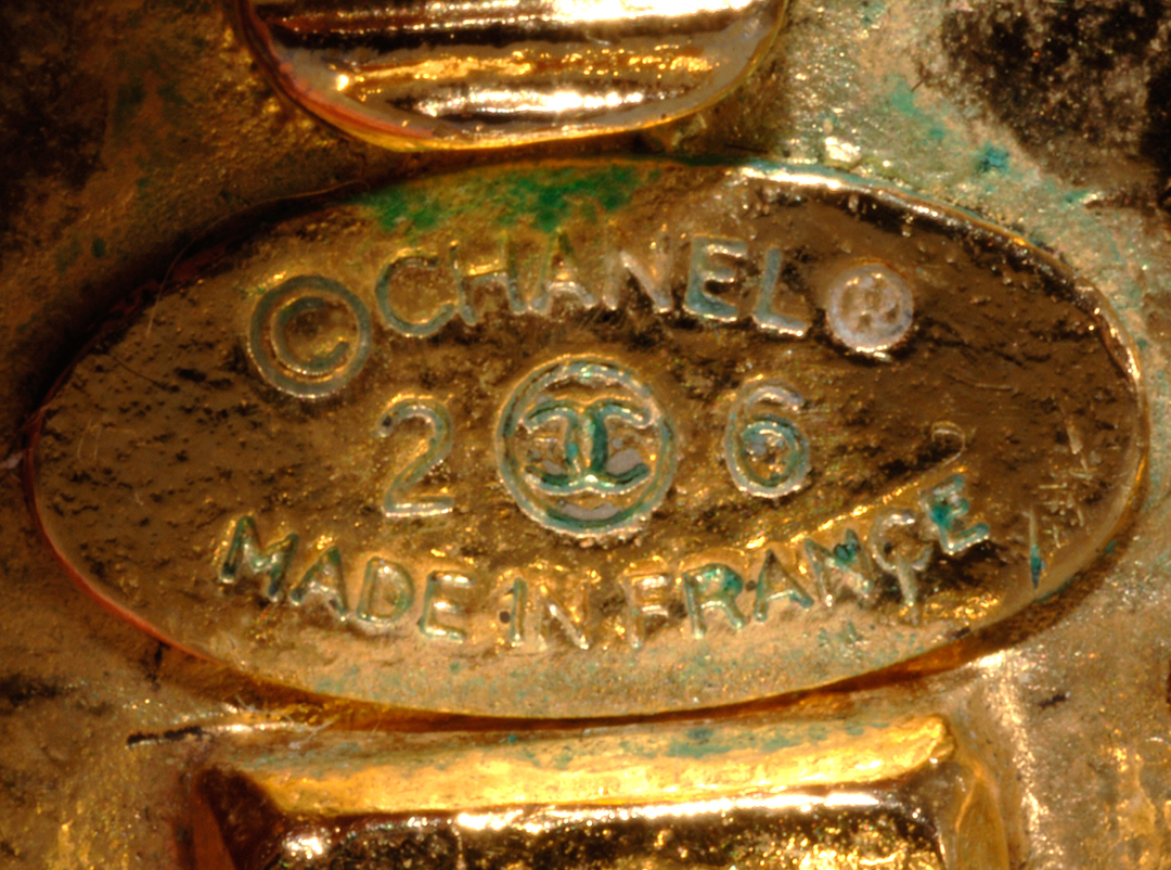 Are My Flea Market Find CHANEL Earrings Real or Fake? by
