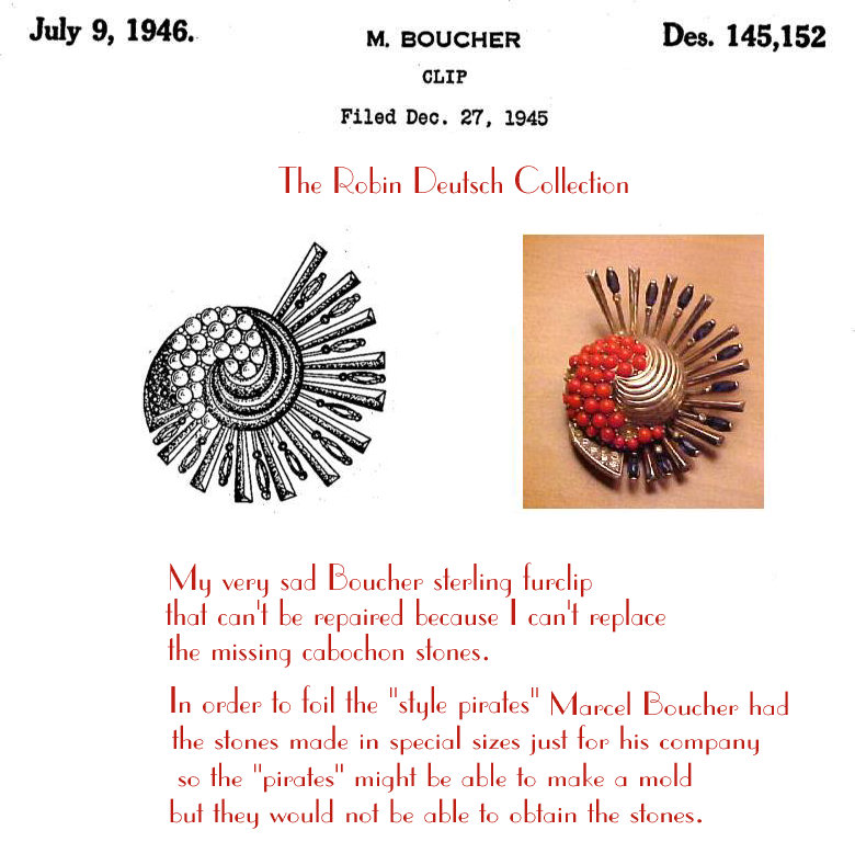 Foiling The Style Pirates Costume Jewelry Exclusives Patents And Copyrights By Robin Deutsch For Cjci