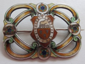 Richard Hemsley brooch