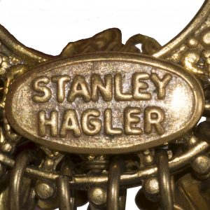 Older Stanley Hagler mark used prior to use move to Florida