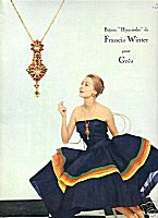 French Jewelry Ads